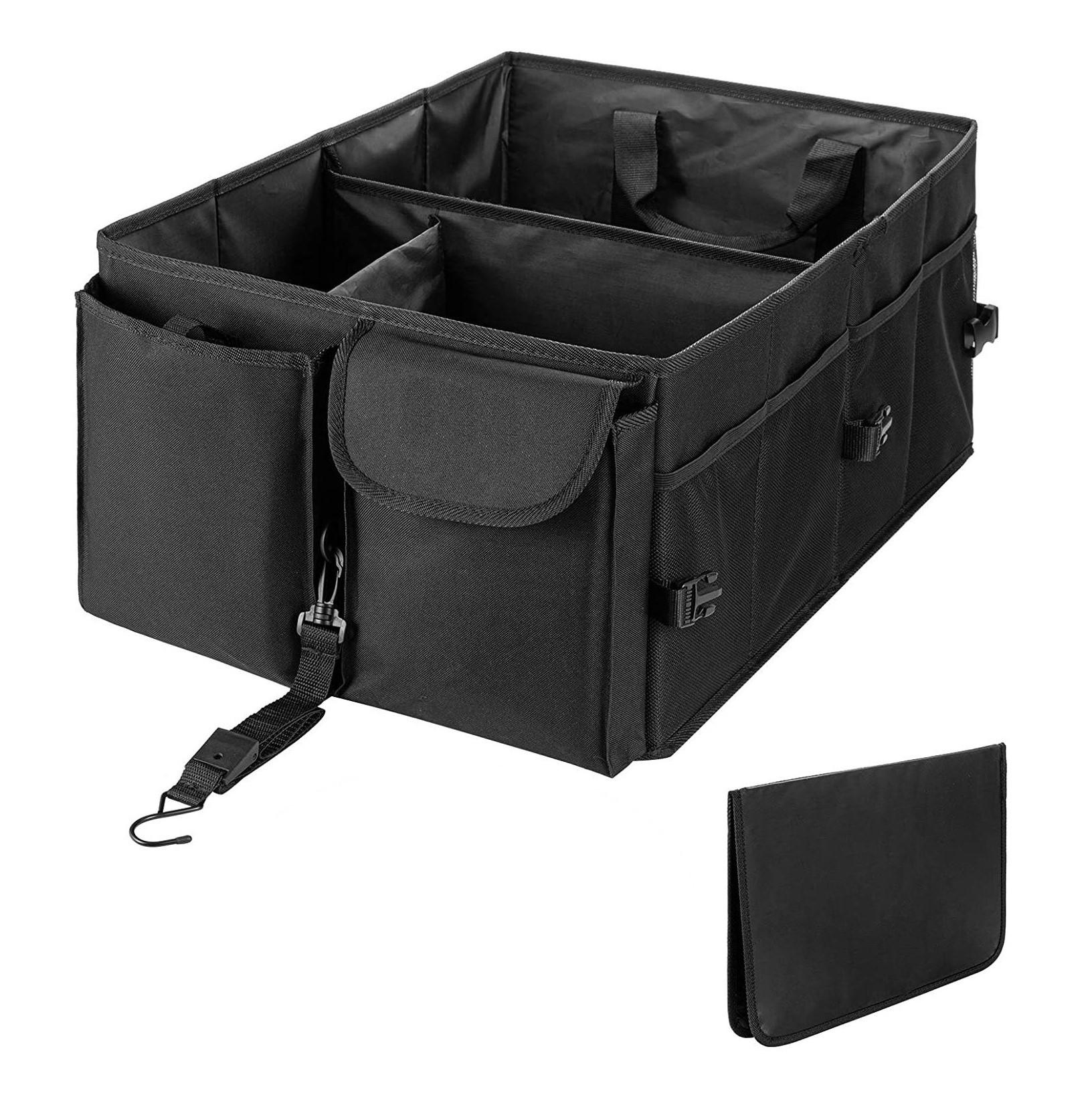 102088 Car Trunk Organizer Foldable Cargo Trunk Storage Organizer Featured Image