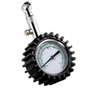 102018U Tyre Pressure Gauge 60 PSI Mechanical Tire Gage For Truck RV Car Van