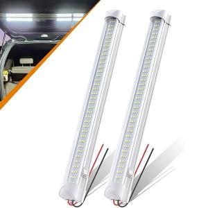 10307 Led Light Strip 12V/24V 13″ Led Light Bar LED Interior Light For Truck