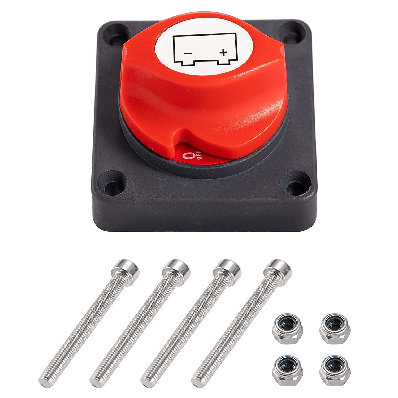 1 battery switch