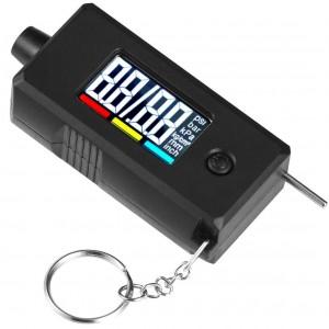 102050 Digital PSI Tire Pressure Gauge Reader Checker 2 in 1 With Tread Depth Gage
