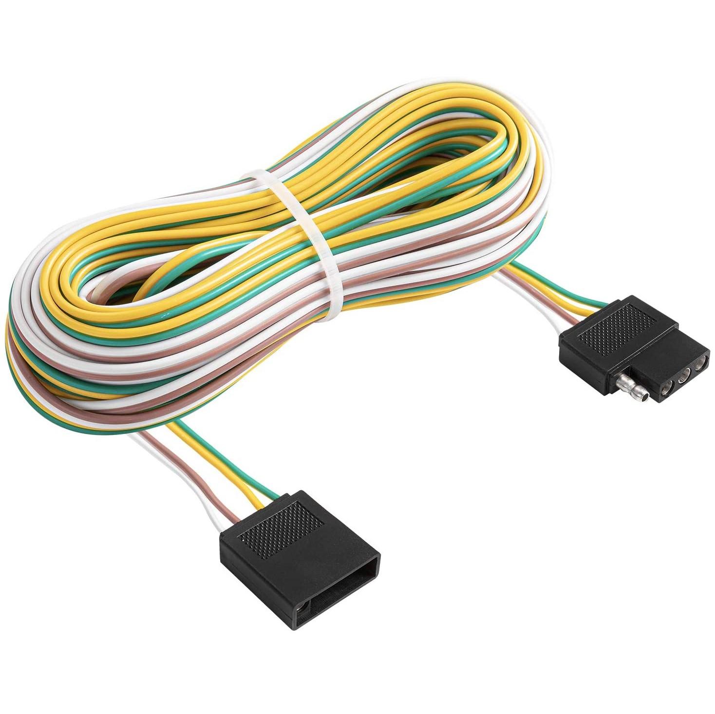 Trailer Light Wire Harness