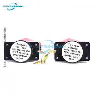 101018 12V Led Trailer Magnetic Towing Light Kit